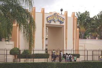 English: Taken myself at the theme park entrance