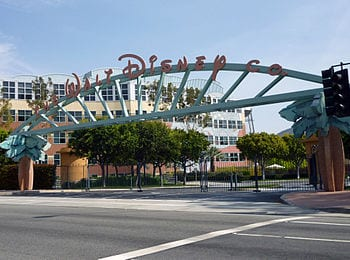 The Walt Disney Studios, the headquarters of T...