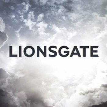 Lionsgate logo development
