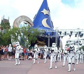 A photo I shot of Disney-MGM Studios during St...