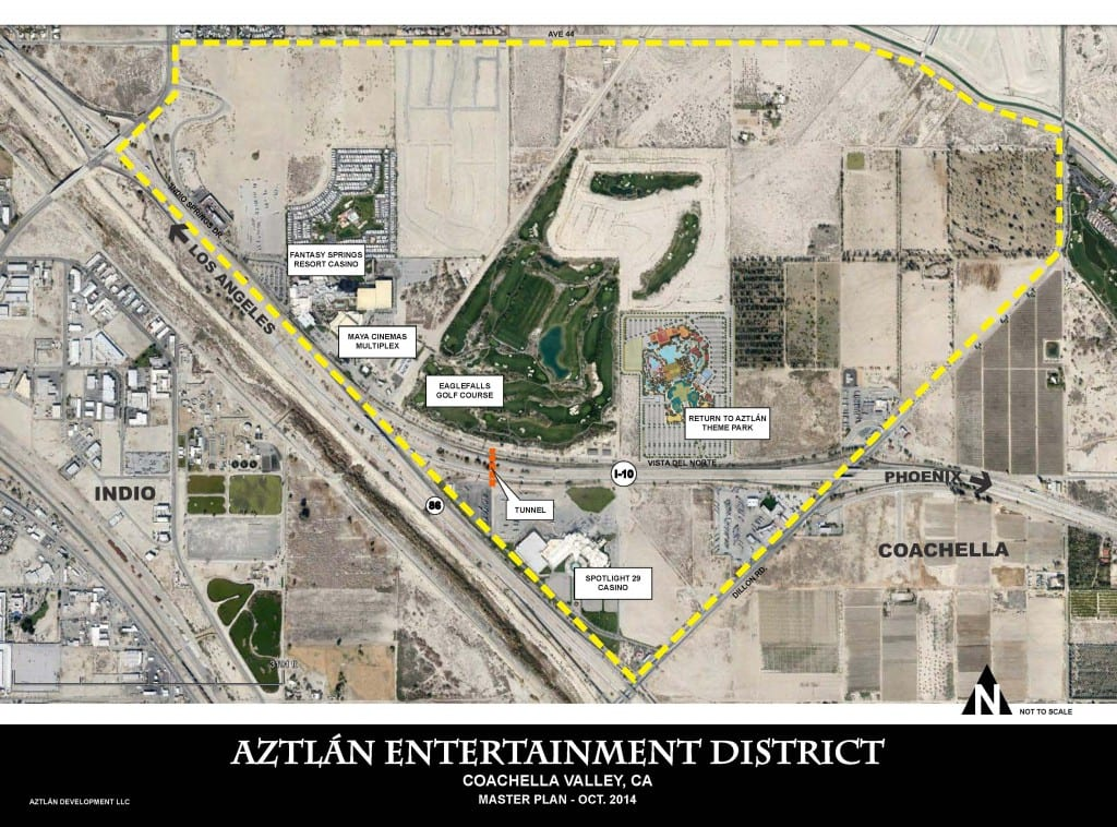 Aztlan Entertainment District