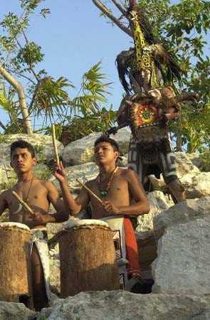 Mayan Culture photo