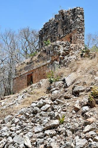 Mayan collapse photo