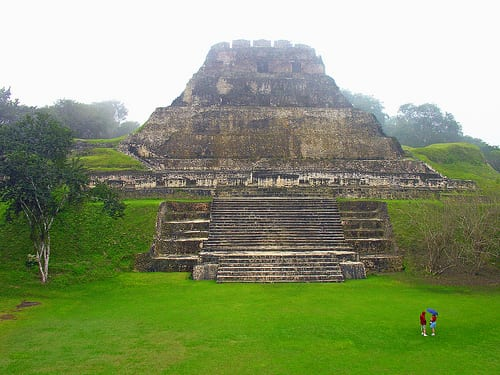 Mayan Ruins of Xunantunich photo